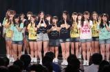 総勢66人が出演したSKE48劇場デビュー6周年記念特別公演(C)AKS