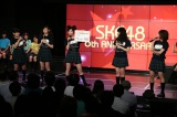 SKE48劇場デビュー6周年「前夜祭」の模様(C)AKS