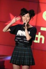 SKE48劇場デビュー6周年「前夜祭」の記念トークショーに参加した松井珠理奈(C)AKS