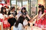 SUNSHINE SAKAE 5階「SKE48 CAFE & SHOP with AKB48」でも様々な催しが行われた(C)AKS
