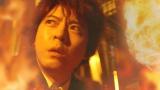 上川隆也扮する糸村刑事を猛火が襲うドラマスペシャル『遺留捜査』10月19日放送(C)テレビ朝日