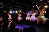 愛らしいルックスを持ちながら、ダイナミックなダンスパフォーマンスもウリのLuce(C)De-View