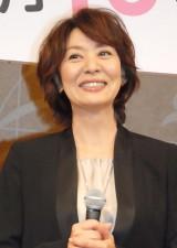 フジテレビ系連続ドラマ『ディア・シスター』制作発表会に出席した片平なぎさ (C)ORICON NewS inc.