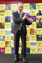 史上最大のジャズの名盤キャンペーン『ジャズの100枚。』発売記念イベントに出席したデーブ・スペクター (C)ORICON NewS inc.