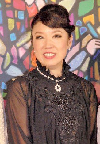 ユーミン×帝国劇場Vol.2Yuming sings...『あなたがいたからわたしがいた』取材会に出席した松任谷由実 (C)ORICON NewS inc.