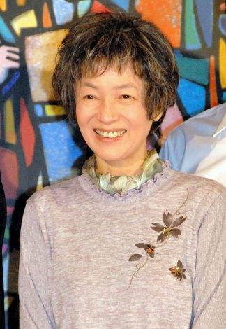 ユーミン×帝国劇場Vol.2Yuming sings...『あなたがいたからわたしがいた』取材会に出席した藤真利子