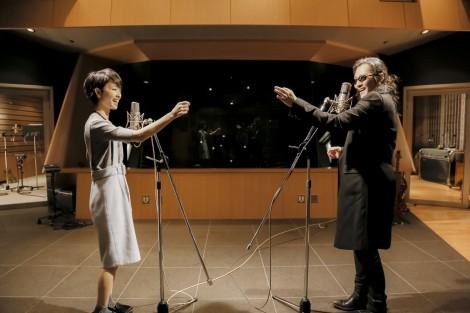 剛力彩芽&石井竜也が昭和歌謡の名曲「別れても好きな人」をデュエット