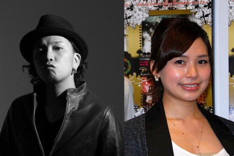サムネイル ブログで入籍を発表した175R・SHOGOと石井あみ