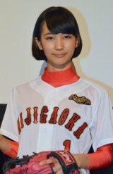 Lucky-Color's-KANON=映画『ソフテン!』舞台あいさつ (C)ORICON NewS inc.