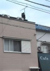 ビルの上からカメラを構える記者も… (C)ORICON NewS inc.