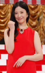 初司会が『第65回NHK紅白歌合戦』の大舞台となった吉高由里子 (C)ORICON NewS inc.
