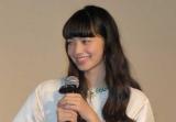 山下智久の3年ぶり主演映画『近キョリ恋愛』でヒロインを演じた小松菜奈 (C)ORICON NewS inc.