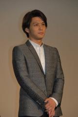 映画『近キョリ恋愛』書につ舞台あいさつに登壇した佐野和真 (C)ORICON NewS inc.