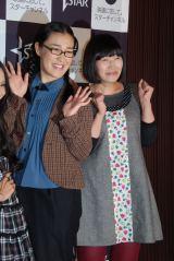 『BS10 LIVE!スターチャンネル映画祭』トークショーに出演したたんぽぽ (C)ORICON NewS inc.