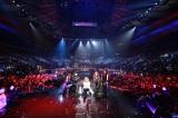 米ニューヨークのマディソン・スクエア・ガーデン公演を行ったX JAPAN
