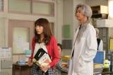 『地獄先生ぬ〜べ〜』第1話場面カット(左から)桐谷美玲、速水もこみち (C)日本テレビ