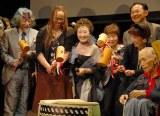 加藤登紀子、歌手人生50年唱 250人が祝福