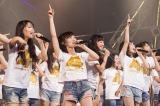 『NMB48 4th Anniversary Live』を開催したNMB48  (C)NMB48