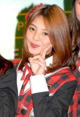 "『JKT48""Enjoy Jakarta大使""任命に関する記者会見』に出席したシャニア・ジュニアナタ (C)ORICON NewS inc."