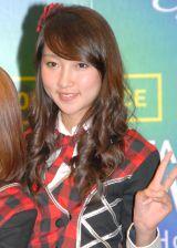"『JKT48""Enjoy Jakarta大使""任命に関する記者会見』に出席したタリア (C)ORICON NewS inc."