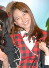 "『JKT48""Enjoy Jakarta大使""任命に関する記者会見』に出席したジェシカ・ファニア (C)ORICON NewS inc."
