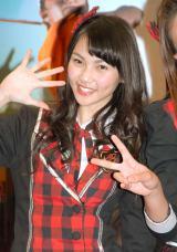 "『JKT48""Enjoy Jakarta大使""任命に関する記者会見』に出席したアンデラ・ユウォノ (C)ORICON NewS inc."