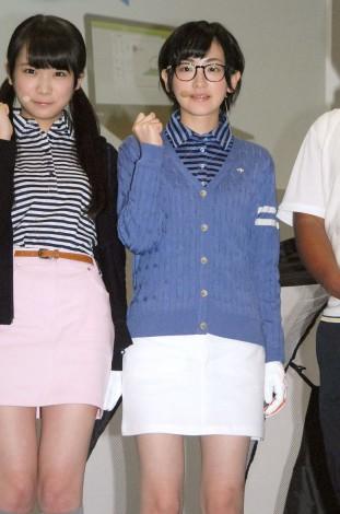 『アイラブル★ゴルフ with 乃木坂46』に出席した生駒里奈 (C)ORICON NewS inc.