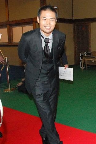 『第1回 京都国際映画祭』レッドカーペットに登場した品川ヒロシ監督 (C)ORICON NewS inc.