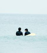 小澤亮太の写真集『HOME GROUND』より