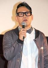 『第1回 京都国際映画祭』 『漫才ギャング』の舞台あいさつに出席した宮川大輔 (C)ORICON NewS inc.
