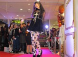 SHIBUYA109 NIGHTでハロウィンコスプレショーに登場したでんぱ組.incの相沢梨紗 (C)ORICON NewS inc.
