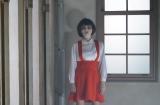 『地獄先生ぬ〜べ〜』にトイレの花子さん役で出演する高橋真麻 (C)日本テレビ