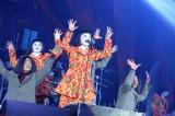 VAMPS主宰『HALLOWEEN PARTY 2014』で朱美ちゃん3号になりきった氣志團