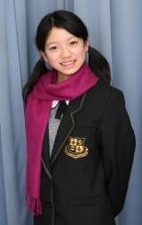 雑誌『月刊デ☆ビュー』での初インタビューより(2006年)。当時、小学6年生。(C)De-View