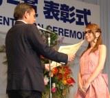 『第27回 日本 メガネ ベストドレッサー賞』表彰式に出席したMay J. (C)ORICON NewS inc.