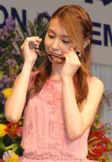 「メガネ特別賞」を受賞したMay J.=『第27回 日本 メガネ ベストドレッサー賞』表彰式に出席した (C)ORICON NewS inc.
