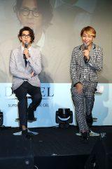 (左から)三浦翔平、小椋ケンイチ