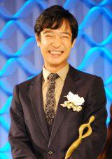 『半沢直樹』で「東京ドラマアウォード2014」3冠を獲得した堺雅人 (C)ORICON NewS inc.