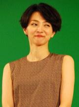 『Woman』で主演女優賞を受賞した満島ひかり (C)ORICON NewS inc.