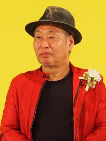 『三匹のおっさん』で「東京ドラマアウォード2014」特別賞を受賞した泉谷しげる (C)ORICON NewS inc.