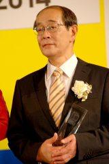 『三匹のおっさん』で「東京ドラマアウォード2014」特別賞を受賞した志賀廣太郎 (C)ORICON NewS inc.