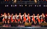 57thシングル「TIKI BUN/シャバダバ ドゥ/見返り美人」リリースイベントを行ったモーニング娘。'14 (C)ORICON NewS inc.