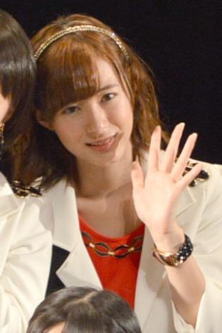 57thシングル「TIKI BUN/シャバダバ ドゥ/見返り美人」リリースイベントを行ったモーニング娘。'14・生田衣梨奈 (C)ORICON NewS inc.