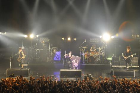 音楽イベント『JAPAN NIGHT in TIMM』でライブを行ったVAMPS