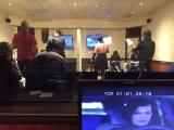 11月2日、テレビ朝日系『日曜洋画劇場』で地上初放送『バイオハザードV:リトリビューション』で2年ぶりにアフレコが行われた
