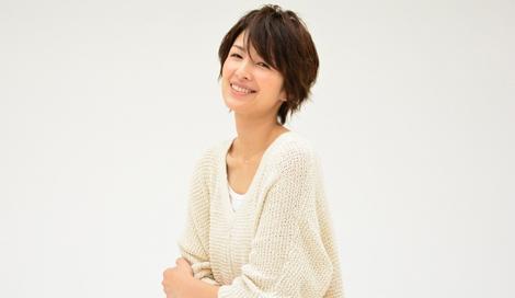 サムネイル 「遅咲き」の強みを語る吉瀬美智子 (C)oricon ME inc.