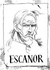 アニメ『七つの大罪』Blu-ray&DVD限定版に描き下ろしコミックを同梱。原作にも未登場の「七人目の大罪人」エスカノールが登場(C)鈴木央・講談社/「七つの大罪」製作委員会・MBS
