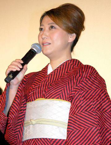 『第27回東京国際映画祭』 映画『花宵道中』の舞台あいさつに出席した (C)ORICON NewS inc.