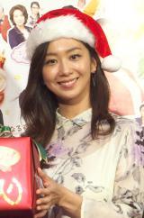 NHK・BSプレミアムのドラマ『キャロリング〜クリスマスの奇跡〜』試写会に出席した優香 (C)ORICON NewS inc.