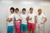 2010年に韓国でデビューした5人組ロックバンドLedapple
